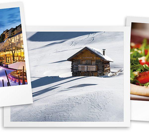 Alpen Adria Region Winter